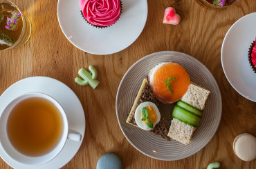 How to Guide: The Twist on a High Tea Party