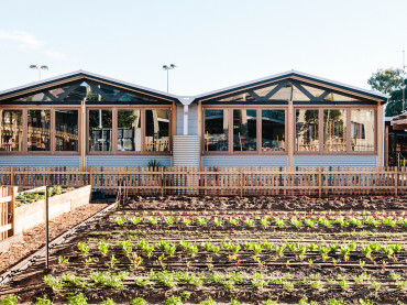 Farm-to-table: Acre Eatery