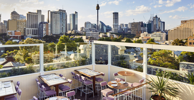 Summer Guide to the coolest (but absolutely hot) Rooftops