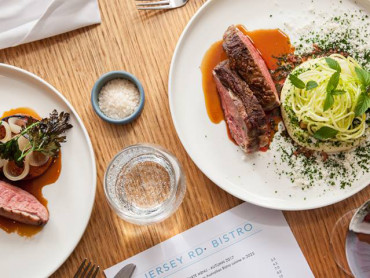 A new European Affair- Buzo relaunches as Jersey Road Bistro
