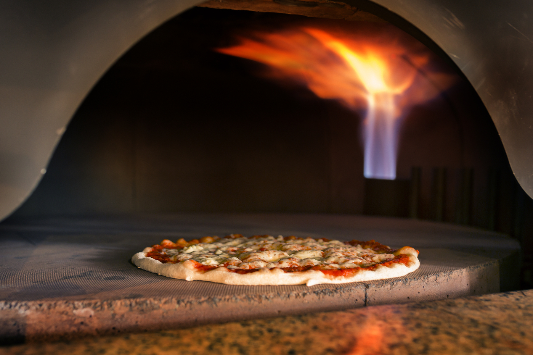 Agostinis Canberra pizza oven