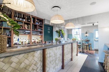 The Butler's brand new bar is ready to party