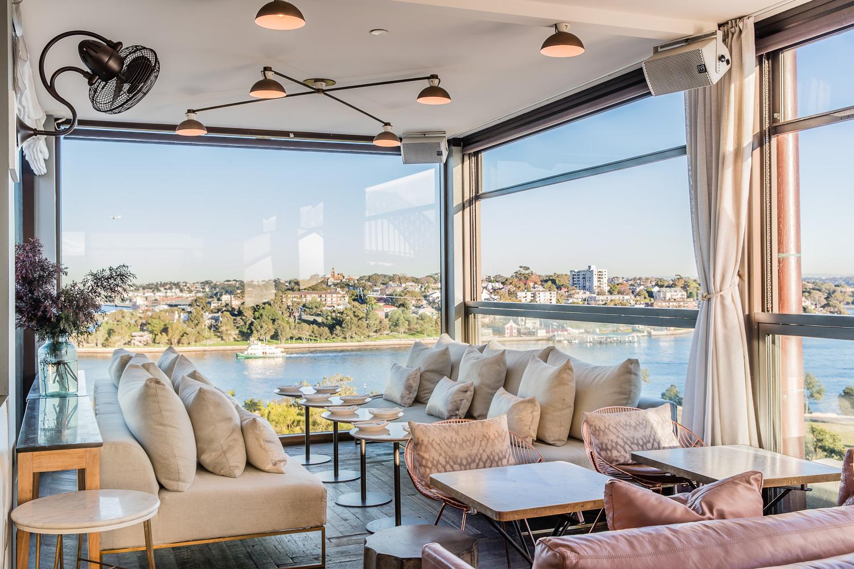 Henry Deane Palisades Hotel sydney rooftop bar