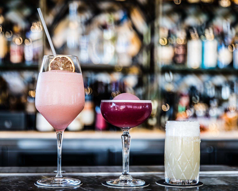 Henry Deane cocktails