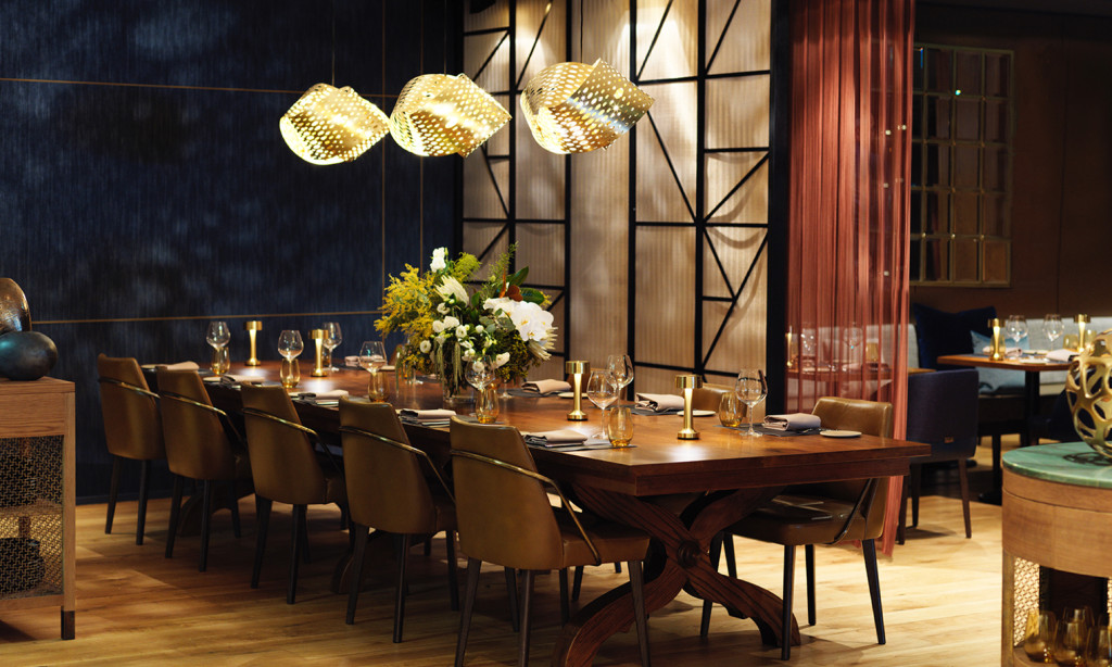 Four Seasons Enters A New MODE Of Dining Daily Addict