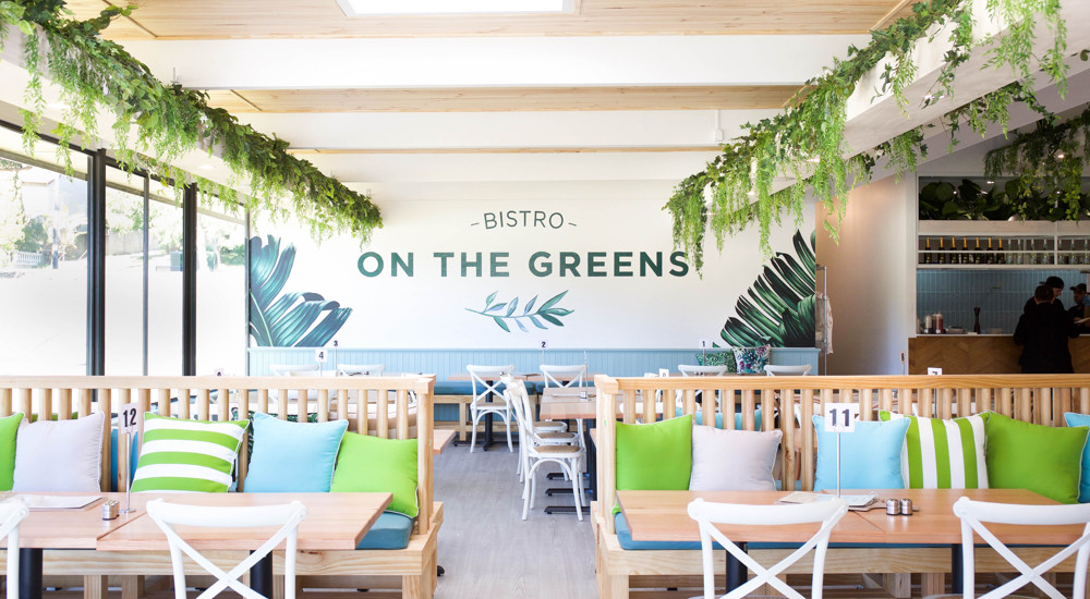 Bistro on the Greens