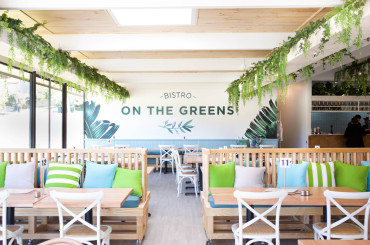 Bowled Over – Bistro on the Greens launches