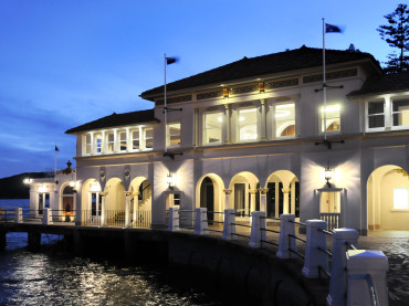 Seachange for the Majestic Manly Pavilion