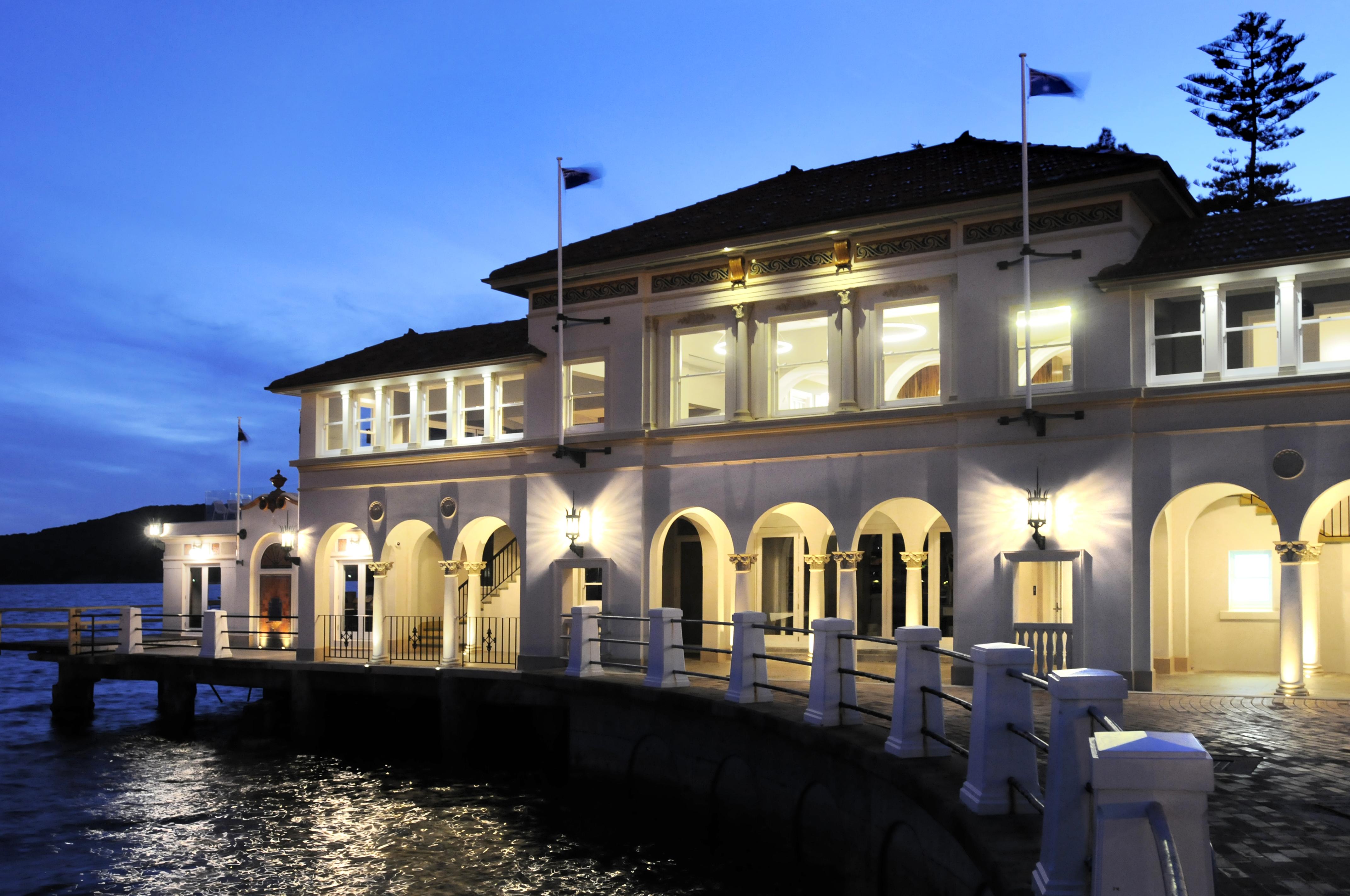 Manly Pavilion