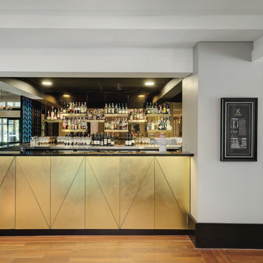 Hotel Kurrajong Bar