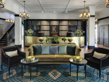 Hotel Kurrajong takes classic Canberra up a notch