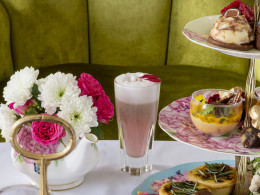 The chocolate high tea you can't afford to miss