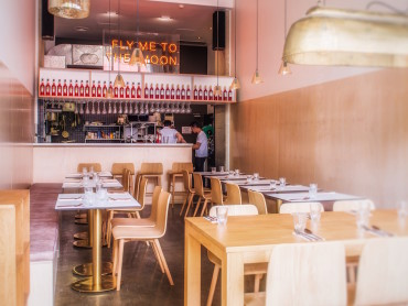 The coolest new Italian joint in town