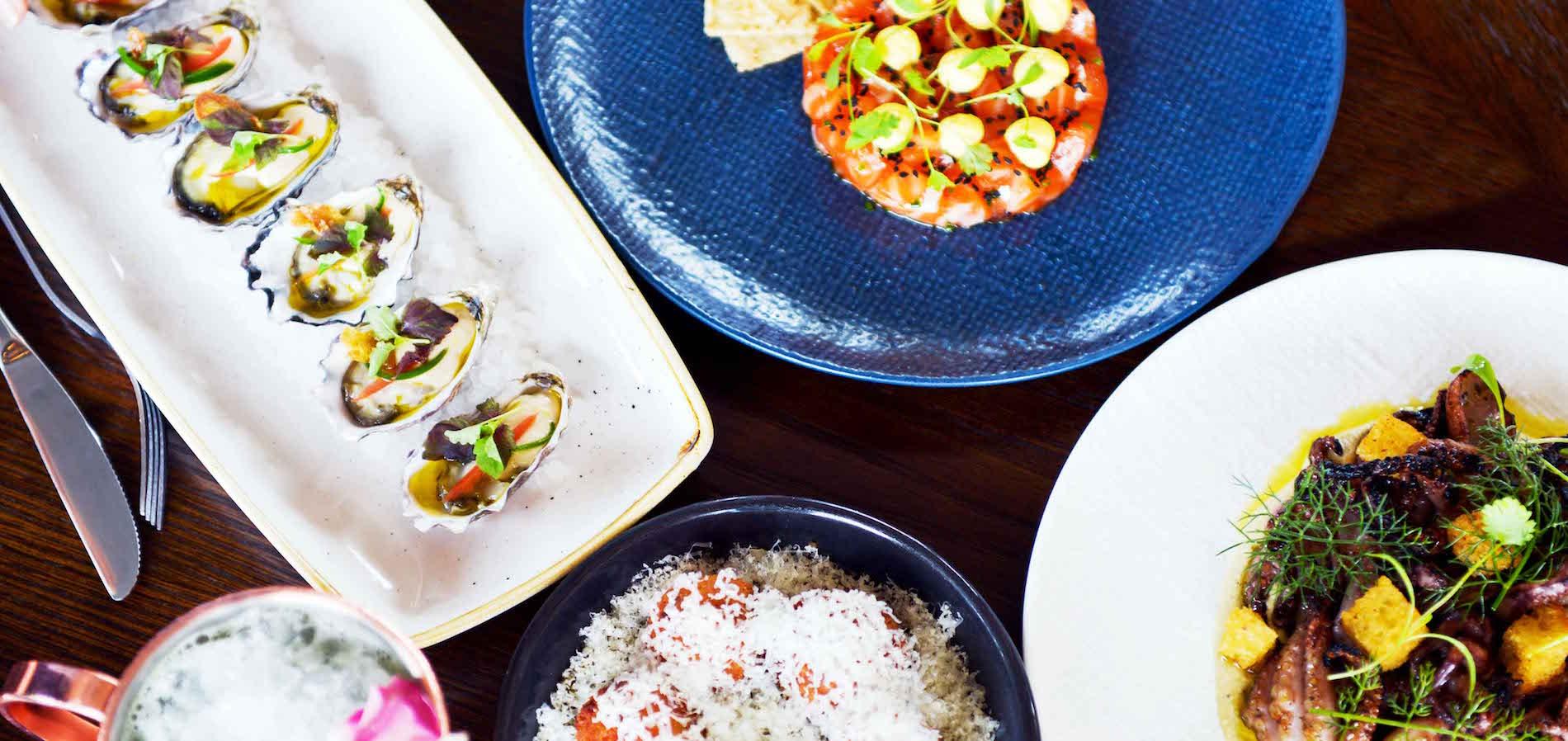 Hacienda Sydney's new menu