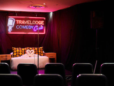 Sydney's coolest pop up Comedy Club