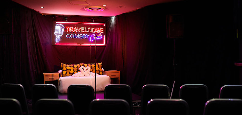 Travelodge Comedy Club