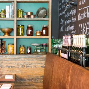 Culina Et Vinum interior