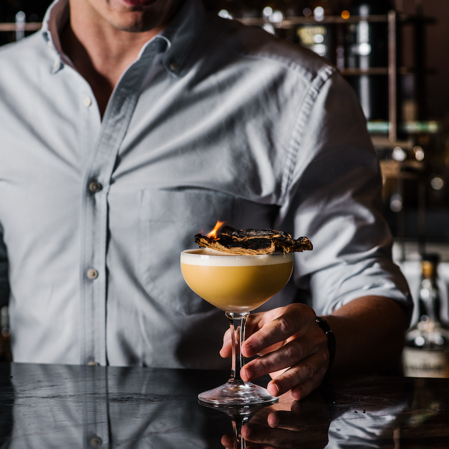 Grain Bar cocktail