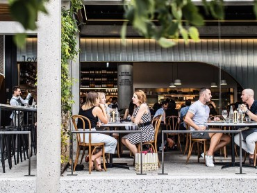 Love. Fish opens its sustainable heart to the CBD in Barangaroo