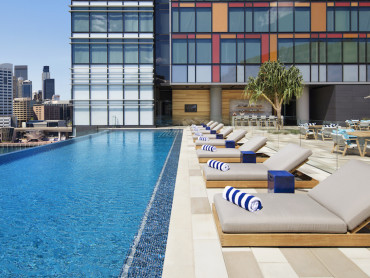 Sofitel Sydney Darling Harbour takes Staycations up a Notch