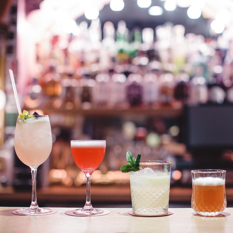 Della Hyde Cocktails