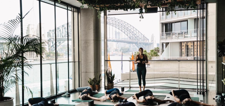 Hacienda yoga