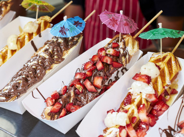 Our Top 10 dishes at the Night Noodle Markets