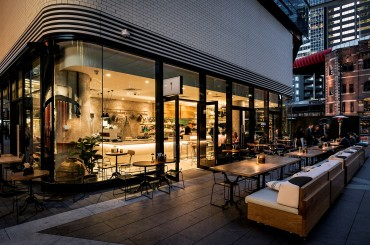 Wild Sage is Barangaroo's best kept secret