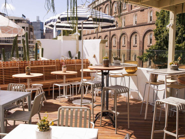 The Quarryman's Hotel is kicking some serious Rooftop goals