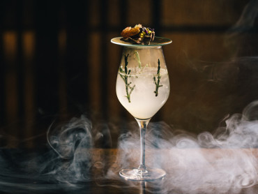 Langham Observatory Bar shoots for the stars