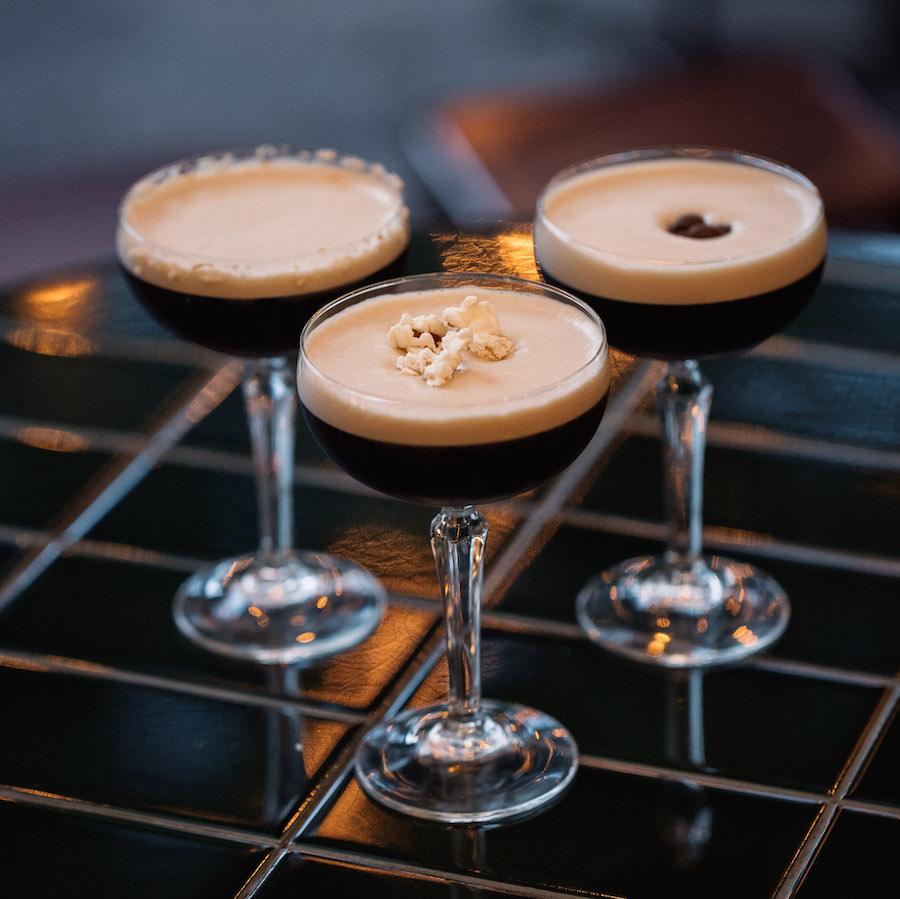 The Sheaf espresso martinis