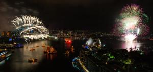Captain Cook Harbour Light Parade