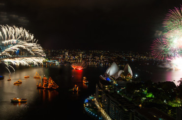 The Ultimate Sydney New Year's Eve Guide 2019