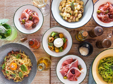 Awarded chef brings SPAGO and Sydney's best pasta to Chatswood