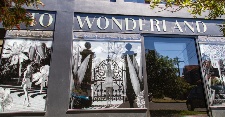 Bondi's Hidden Day Spa sends you straight To Wonderland