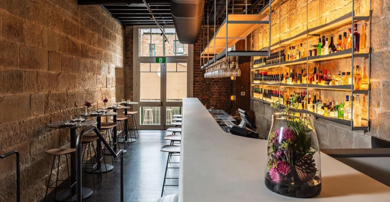 Tayim brings a cool new bar, deli and Middle Eastern Flair to the Rocks