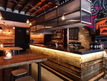 4 Pines brings burgers and beers to Surry Hills