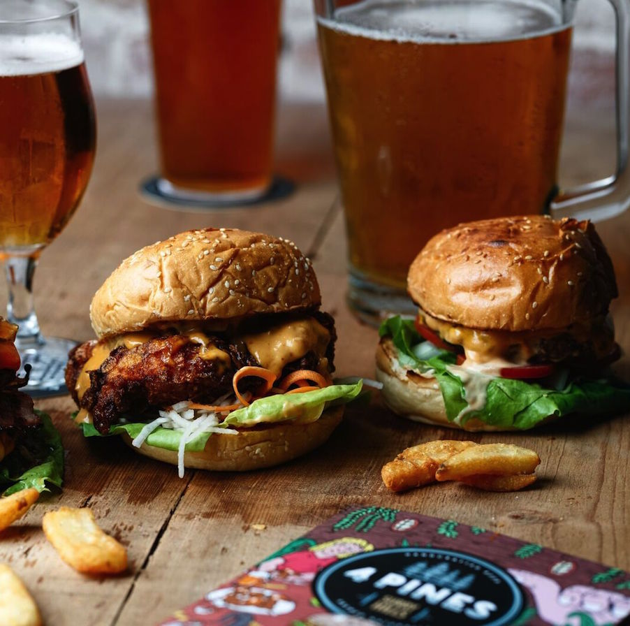 4 Pines Brings Burgers And Beers To Surry Hills Daily Addict