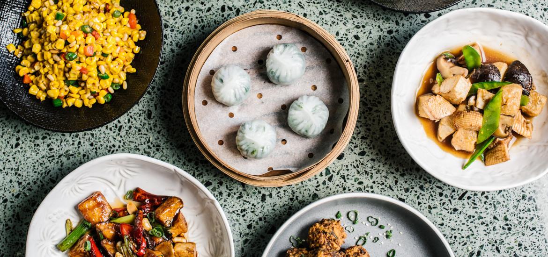 Madame Shanghai Vegan Dinner