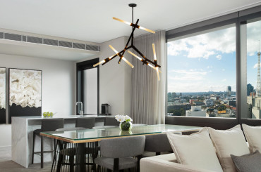 Luxury weekender – Sydney's only new build hotel, Four Points Sheraton, Central Park