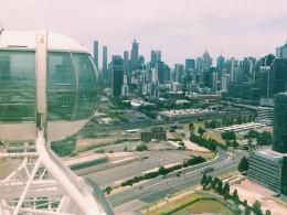 The best birds eye view in Melbourne
