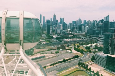The best birds eye view in Melbourne