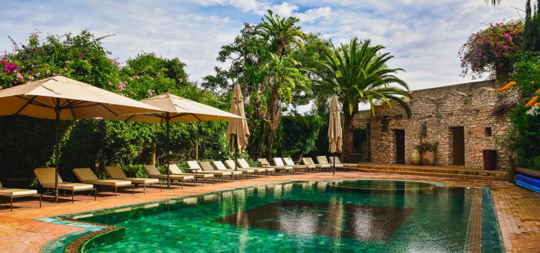luxury resort in morocco