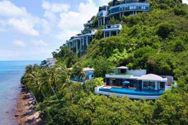 Luxury Hotel Review – Conrad Koh Samui