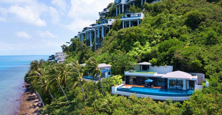 Luxury Hotel Review – Conrad Koh Samui