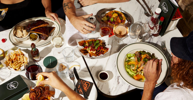 Nighthawk –the diner to beat all diners