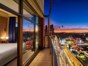 Melbourne's hot new hotel rooms have arrived at DoubleTree by Hilton