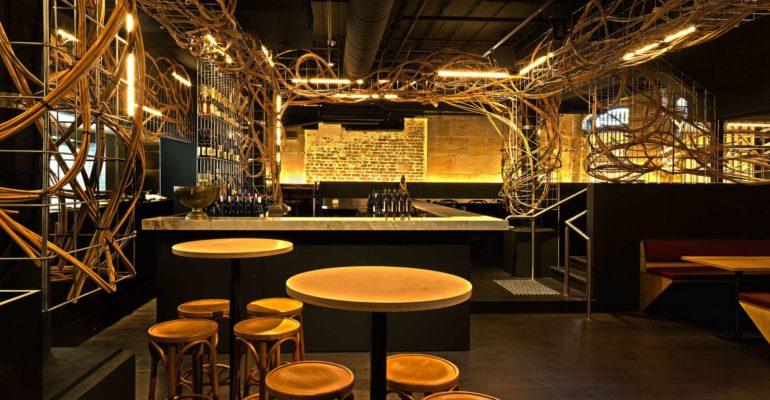 CBD gets a super sexy new Viet basement bar and restaurant