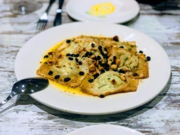 Capriccio launches a new slice of Italy from ex Tetsuya Chef