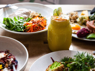 Healthy ethical delights at Wilde and Co in Darlo